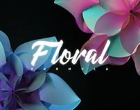 Floral Formula - the digital bloom