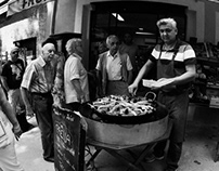Street food - Photography