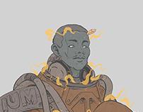 Astro knight