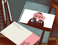 OUI Magazine // Cards