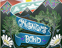 Adventure Band Logo / Cover Art