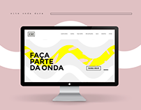 Projeto website - Onda Dura