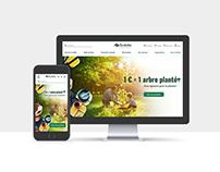 Ecolobo - E-commerce responsive