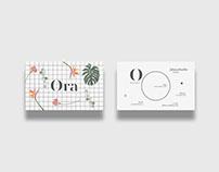 ORA – Branding