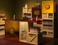 Empório da Cerveja kiosk