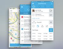 Omadi App Redesign