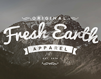 Fresh Earth Apparel (2013)