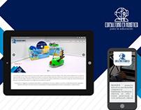 Consultoría en robótica para la educación by 5entidos