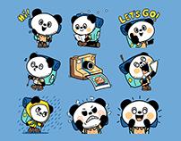 Yama-Panda