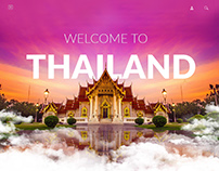 Web Design for Thailand presentation