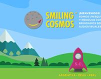 sitio - smiling cosmos