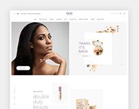 Tarte Cosmetics E-commerce