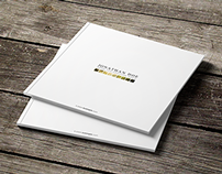 Photographer Portfolio Brochure Template