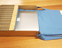 The Living Hinge Laptop Bag