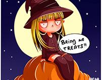 Halloween Comics