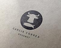García Correa Gourmet Branding