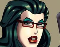 Wonder Woman: Diana Prince