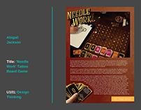 'Needle Work'