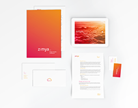Zimya | Branding and UI