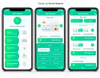 Avangard bank redesign