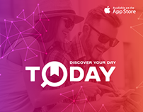 Discover TODAY | mobile app & responsive website