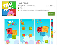 Collaboration - mobile app - Tap Panic