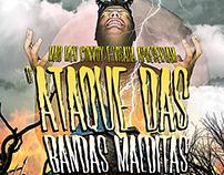 O ATAQUE DAS BANDAS MALDITAS