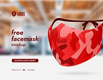 Face Mask - Animation Mockup