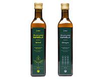 Organic rapeseed