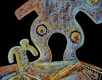 Ethnik of the subconscious