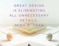 Design simply