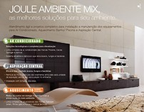 Magazine Ad - Joule Ambiente Mix