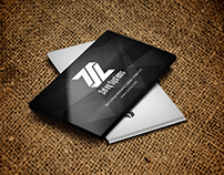 Business Card design for Zeteq systems