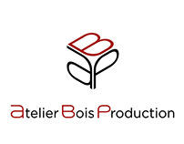Atelier Bois Production Logo branding