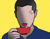 Illustration Portrait : 'Dear Laurence' (Movie Fan Art)