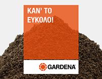 Gardena Digital Campaign