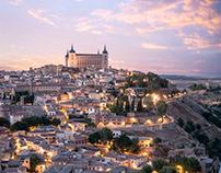The Alcazar of Toledo