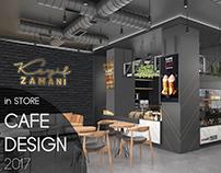 Arcelik Stores + in Bakery by Divan Cafe Concept Design