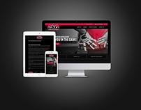 Power Massage Website Design