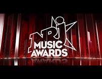TF1 / NRJ Music Awards 2015