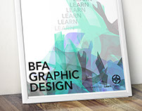 Experiment, Fail, Learn, Repeat Poster Series