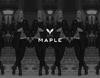 Maple — The Helen Bag