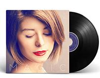 Magic- Music Album Campaign