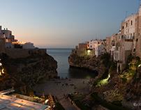 Polignano a mare /Apulia /Italy