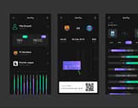 Footly - Football App UI KIT (Adobe Xd)