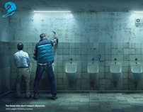 CANNES LIONS Winner - VW Outdoor Campaign
