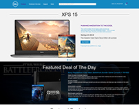 Dell Website Redesign