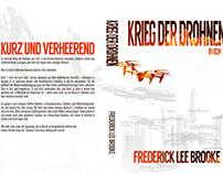 Book Cover—New adult thriller novel