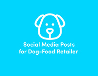 Digital Marketing for Dog-Food Retailer