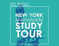 Study Tour Poster